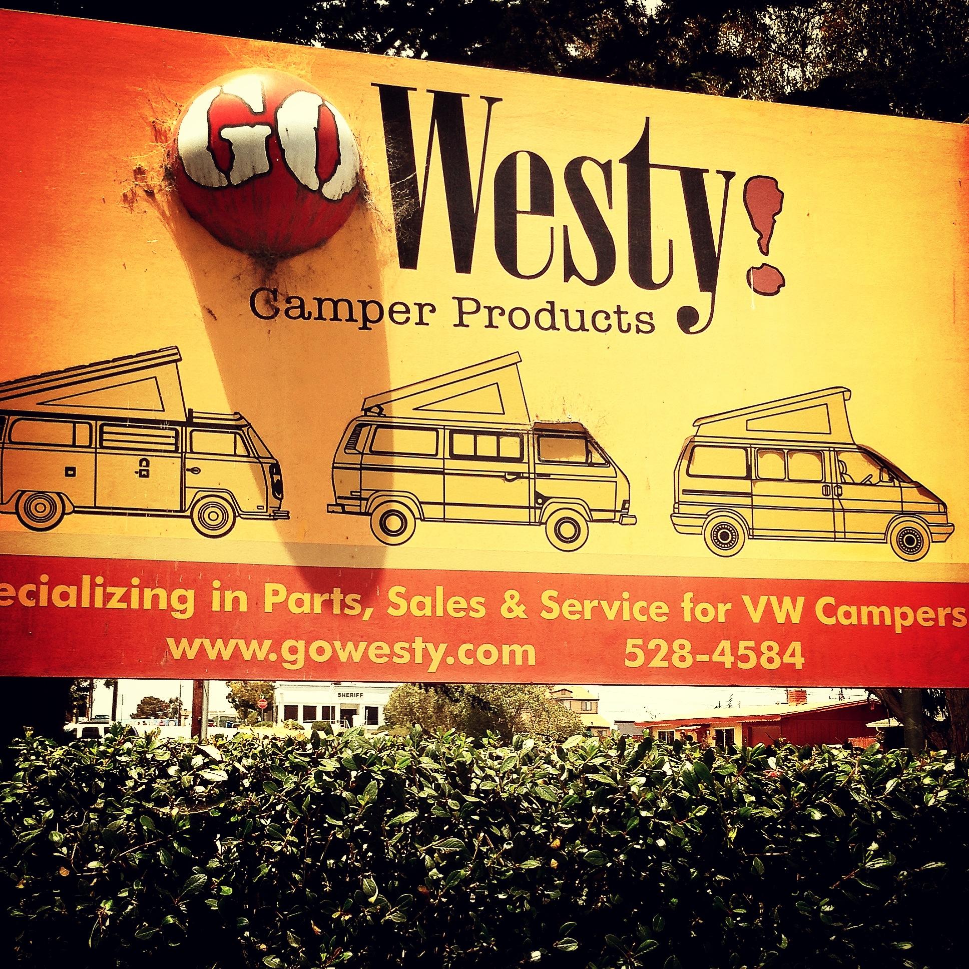 Go Westy – Volkslivin'  