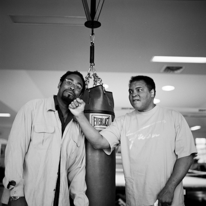 Muhammad Ali © 2006 KB Suarez Photography Inc