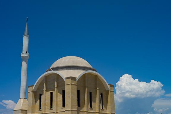 Mosque, Antalya