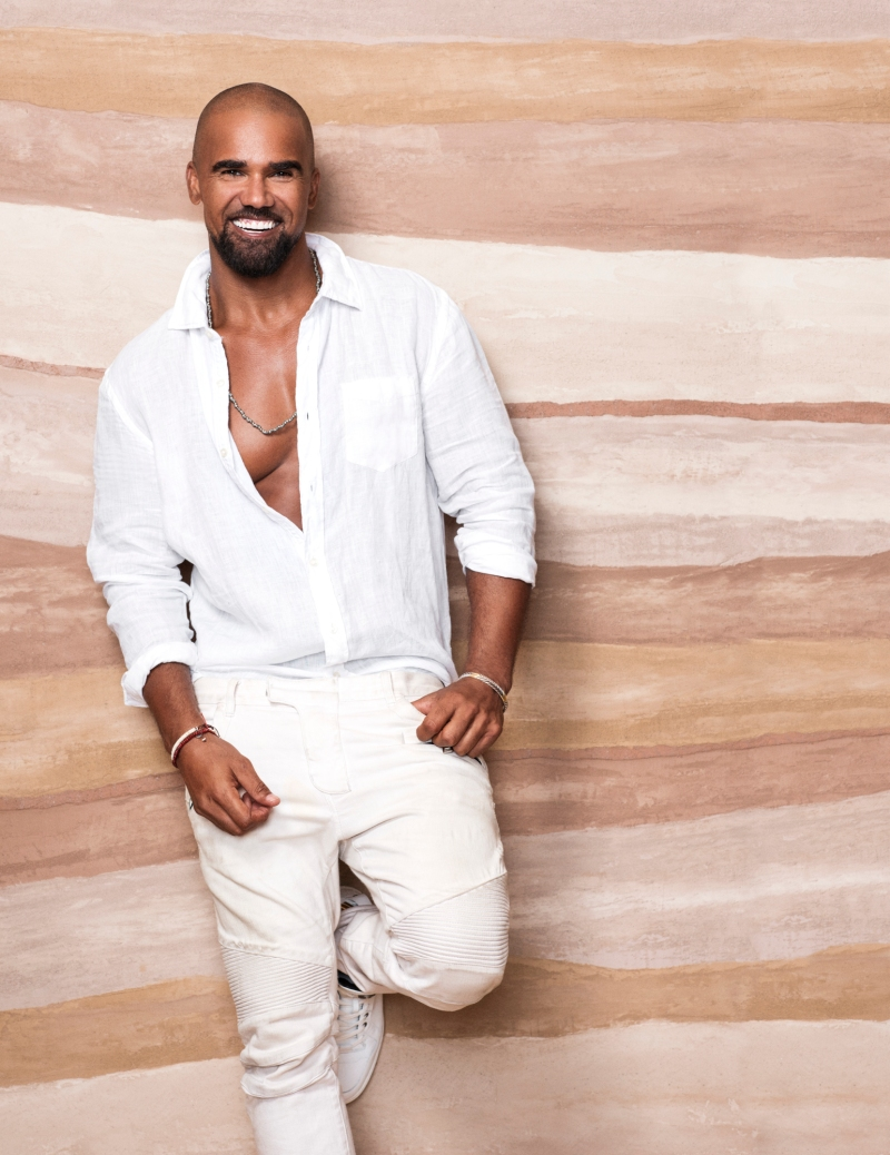 PROJECT NAME: WATCH! Magazine, Editorial Photo Shoot, SHEMAR MOORE, July 19, 2017