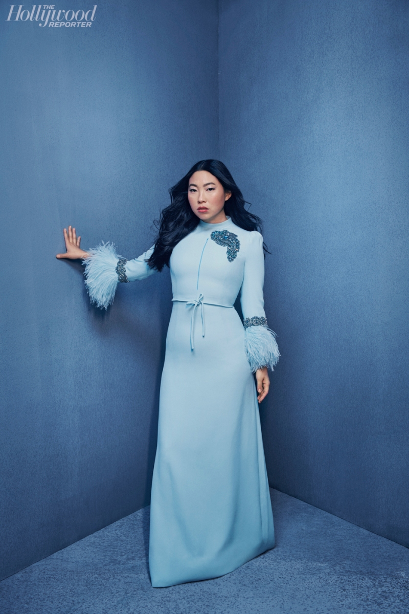 Photographed by Kwaku Alston_20191026_THR_OscarRoundtable_Awkwafina_0241 copy